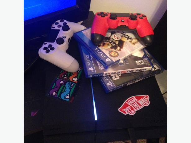 WANTED: PS4 Bundle