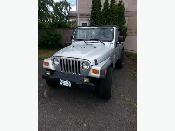 2006 jeep tj