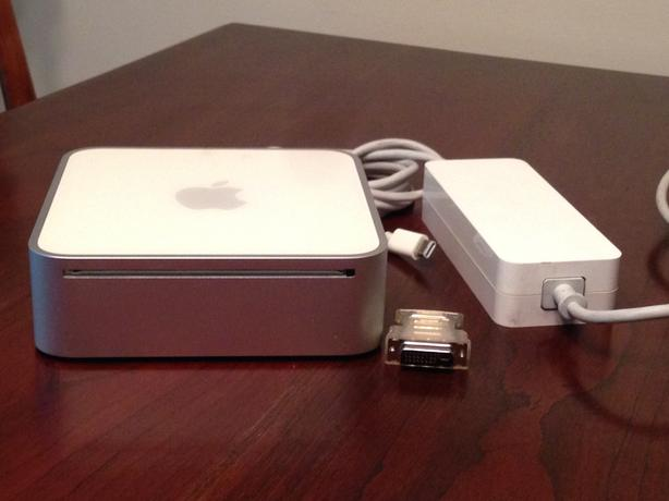 Intel Mac 2.0 GHz Core 2 Duo, 2GB, 80GB