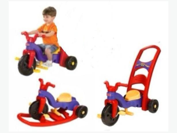 Fisher Price 3 in 1 Trike Tricycle