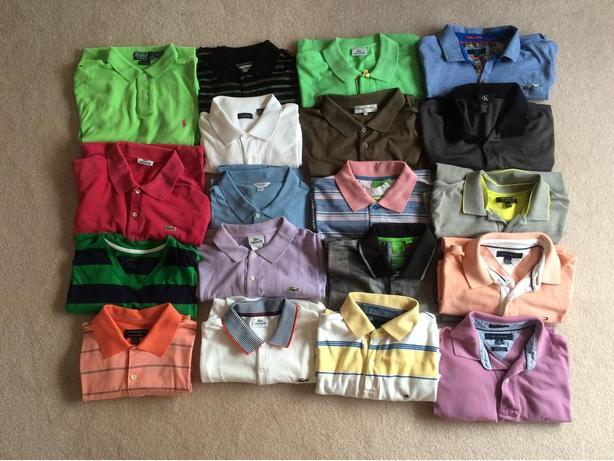 30 Polo Shirts