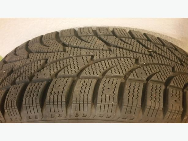 4 'LIKE NEW' WINTER TIRES - 700 OBO