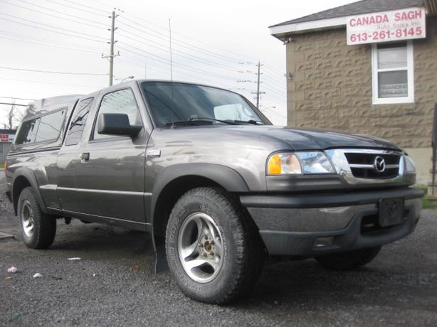 2008 Mazda B4000, 4WD. 5SP, 70miles !!! 12M.WRTY+SAFETY $7770