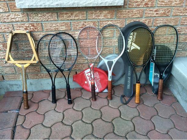 7 Quality Tennis Racquets