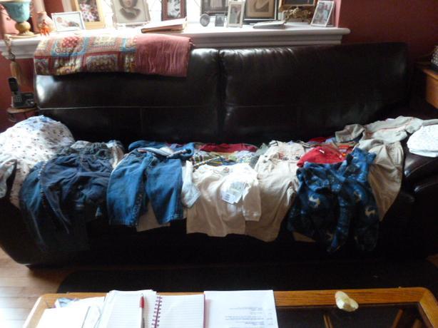 Boys size 18 Months Fall/Winter wardrobe