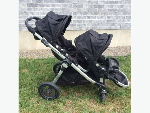 City Select Double Stroller Plus Accessories Osgoode Gatineau