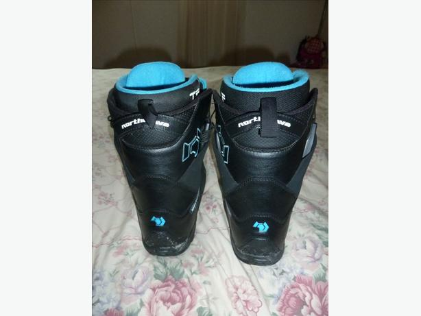 Northwave Freedom Ladies Snowboard boots (7.5)