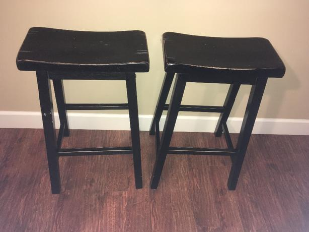 Bar stools- Solid Wood $25