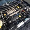 2000 Sebring Ltd. Convertible