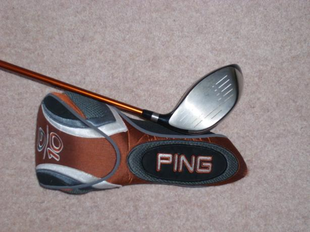 Ping G10 Left Handed Driver