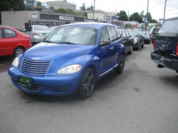 ***Reduced $4988.***PT Cruiser GT TURBO-Low km's-LOADED-AUTO