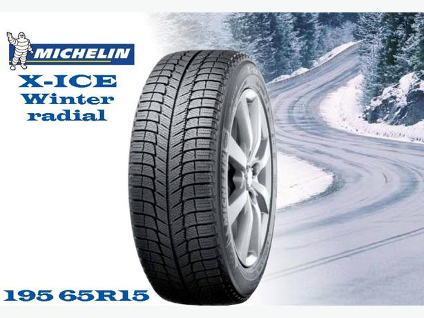 195/65R15 Winter ~ Michelin X-Ice