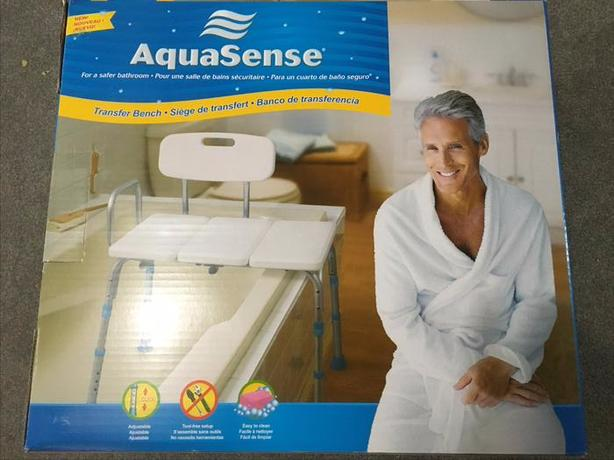 Aquasense Transfer Bench