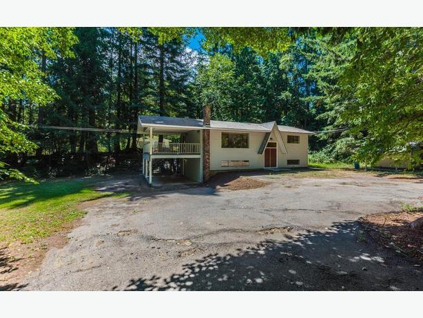 2 acres with house, suite, and shop in Cedar!