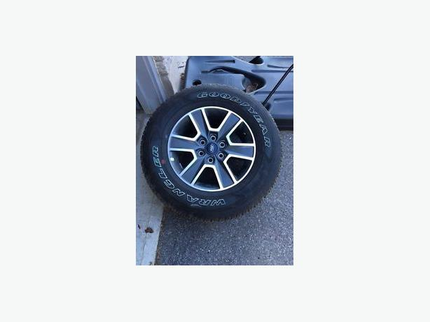 Brand new Truck Tires and RIMS 275/65R18 , All Season