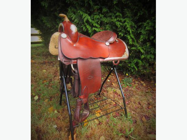 Quality Western Saddle!