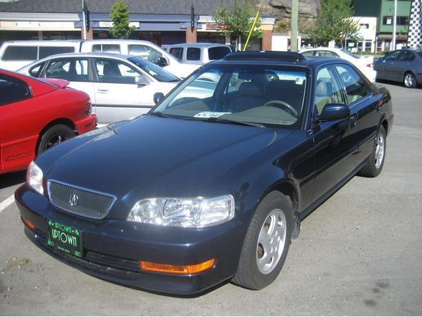 1997-MINT-Acura 3.2TL Fully Loaded-LOWkm's. ONLY 159824