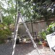 Three Way Retractable Ladder