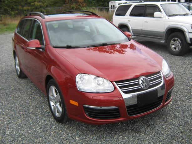 2009 Volkswagen Jetta Wagon **PRICE REDUCED** YEAR END CLEAR OUT**