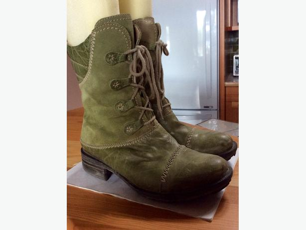 Joseph Seibel boots size 38