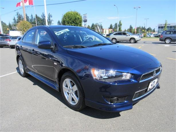 2013 Mitsubishi Lancer 10th Anniversary Edition Warranty