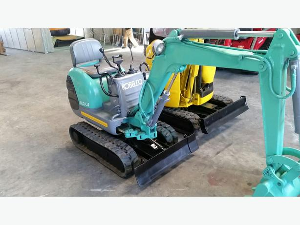 KOBELCO SK007 great condition