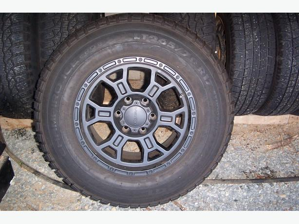"17"" Truck Tires"