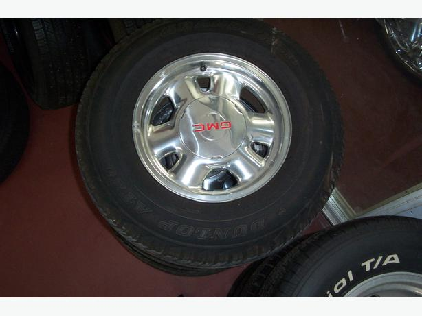 "16"" Gmc 6 Bolt Tires & Wheels"