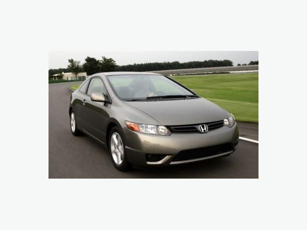 Honda Civic Coupe DX 2006