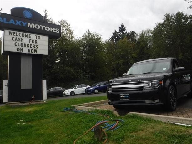 2015 Ford Flex Limited - AWD, Leather Int, Nav, Alloys
