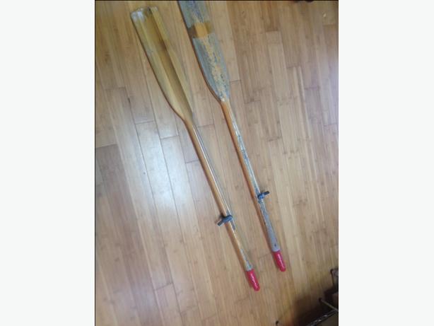 Caviness 5' Oars (Set)