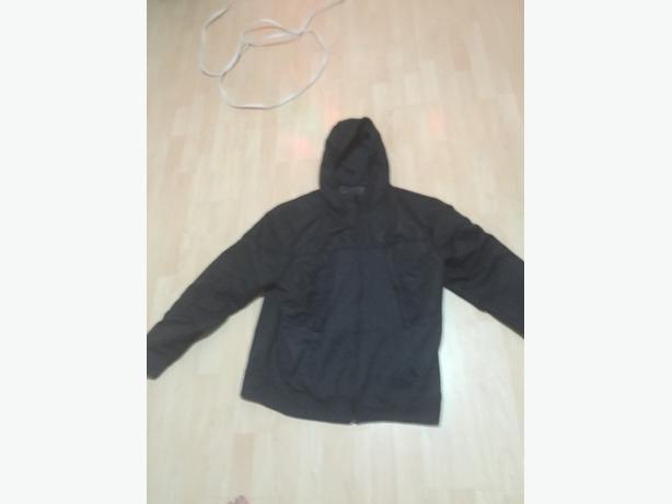 hoodie and jacket