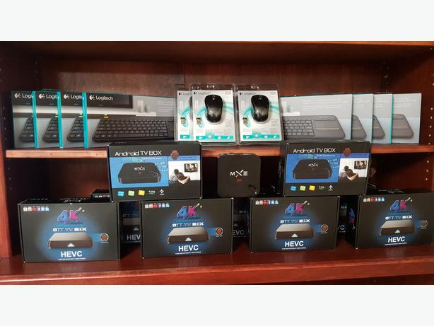 M8S Android TV Boxes