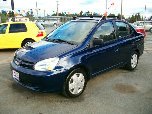 *** 2005  TOYOTA  ECHO  4-DOOR  !! >>> ONE  OWNER  !! ***