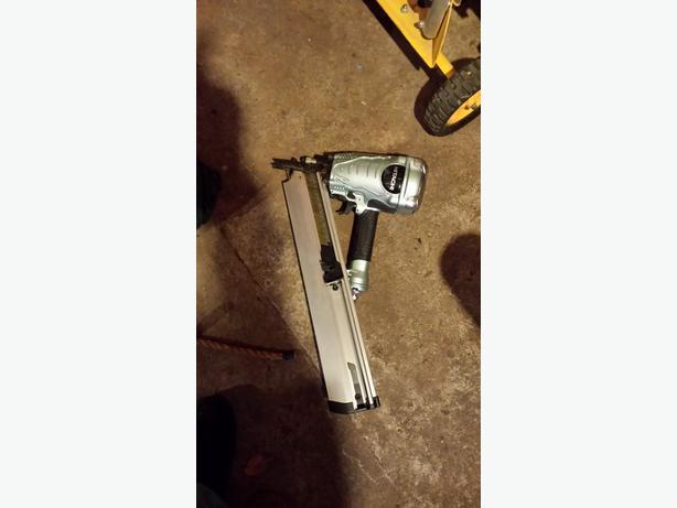 Hitachi Stick Nail Gun