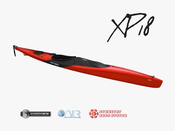 Kayak Point 65 (sweden) XP18 Pro-lite