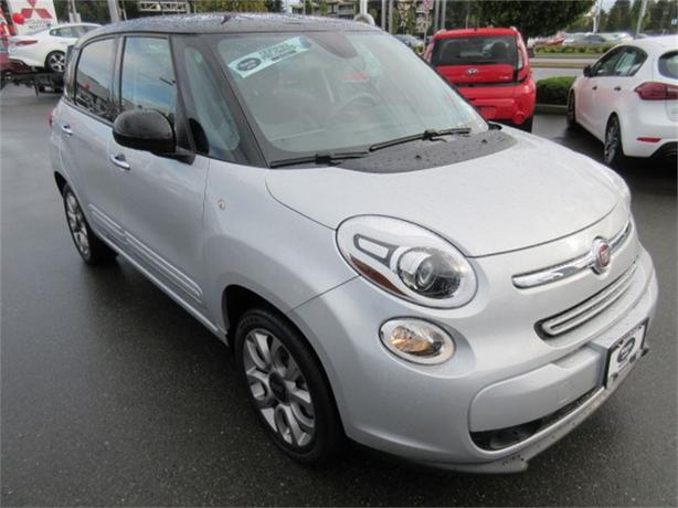 2014 FIAT 500L Easy Low Kilometers Warranty
