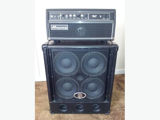 Ampeg SVT-CL Classic ***Made in the USA***