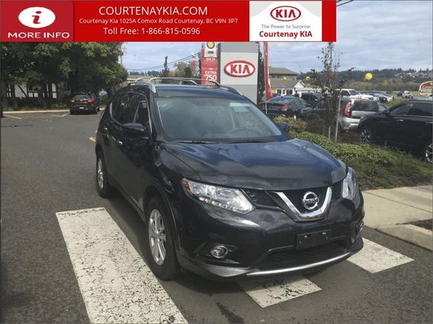 2016 Nissan Rogue SV | Island Vehicle | 1 Owner | Low KMS