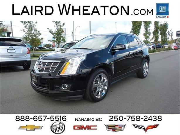 2011 Cadillac SRX Turbo Premium Collection w/ Back-Up Camera and Bluetooth