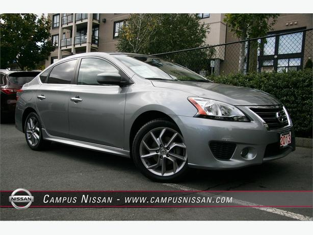 2013 Nissan Sentra SR + NAVI