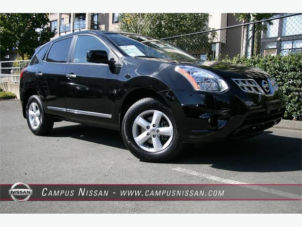 2013 Nissan Rogue S FWD Special Edtn