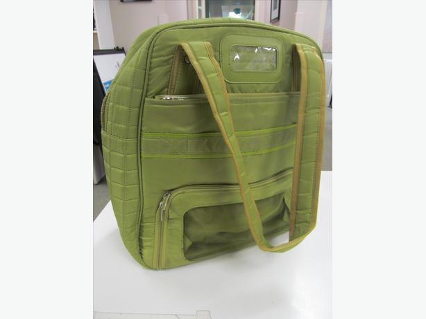LUG baby Diaper Bag - Green