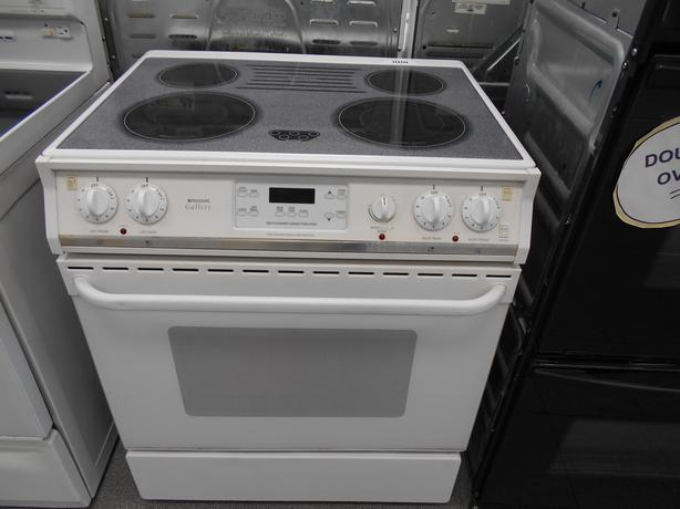 Frigidaire Gallery stove