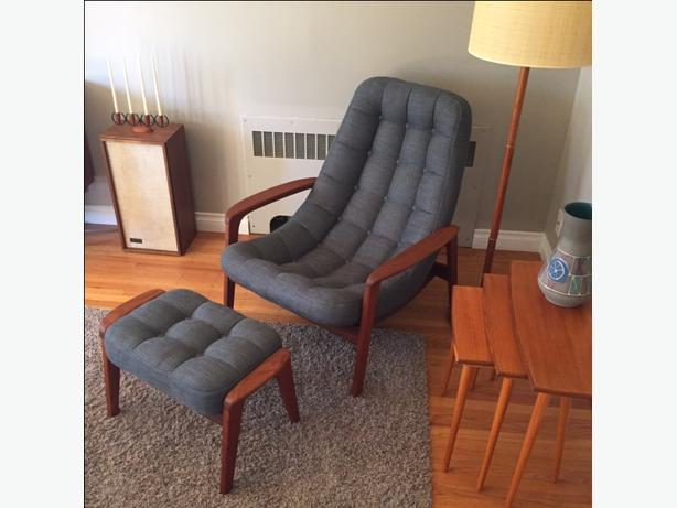 WANTED: teak and mid century modern