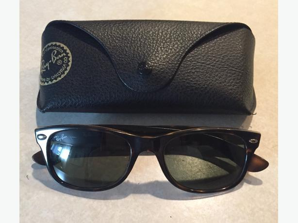 Ray Ban New Wayfarer Sunglasses - Authentic