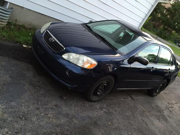 *Safety & E-Test* 2007 Toyota Corolla CE Sedan $6000 OBO