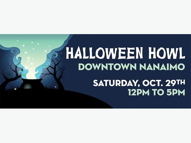 Downtown Halloween Howl