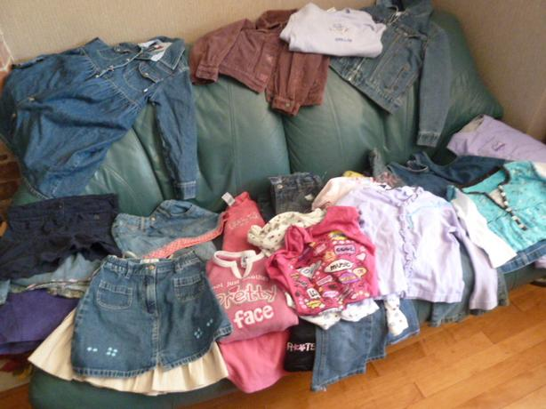 Girl's Beautiful size 6/6X Fall/Winter wardrobe