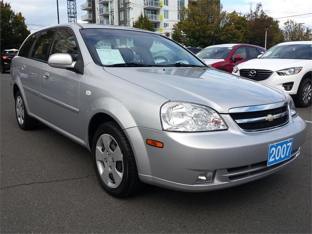 2007 Chevrolet Optra 5 LS